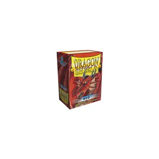 Dragon Shield: Rot (100)