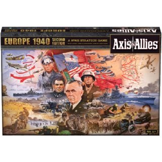 Axis & Allies: Europe 1940 (2nd Edition) (EN)