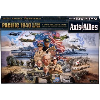 Axis & Allies: Pacific 1940 (2nd Edition) (EN)