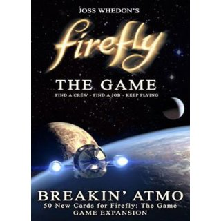 Firefly: The Game - Breaking Atmo Expansion (EN)
