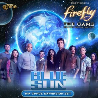 Firefly: The Game - Blue Sun Expansion (EN)