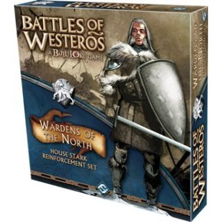 Battles of Westeros: Wardens of the North (EN)