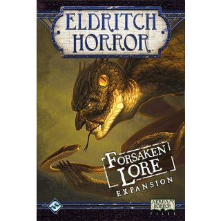 Eldritch Horror Boardgame: Forsaken Lore Expansion (EN)