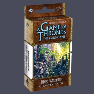 A Game of Thrones: A Clash of Arms 04 - Epic Battles Revised (EN)