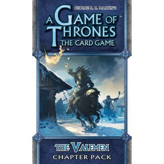 A Game of Thrones: Warden 03 - The Valeman (EN)