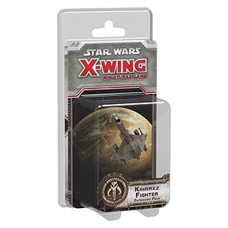 Star Wars: X-Wing: Kihraxz Fighter Expansion Pack (EN)