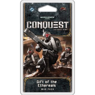 Warhammer 40.000: Conquest - Warlord 03: Gift of the Etherals (EN)