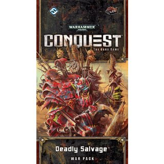Warhammer 40.000: Conquest - Planetfall 03: Deadly Salvage (EN)
