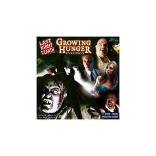 Last Night on Earth - Growing Hunger Expansion (englische Ausgabe)