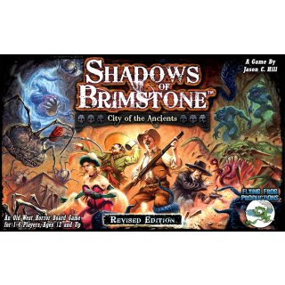 Shadows of Brimstone: City of the Ancients (englische Ausgabe)