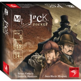 Mr. Jack - Pocket
