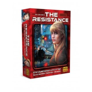 The Resistance (Internationale Ausgabe)