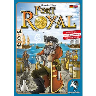 Port Royal - Händler der Karibik (DE)