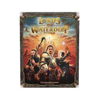 Lords of Waterdeep (EN)
