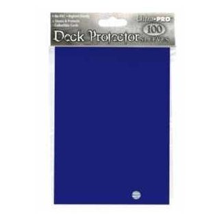 Blue Deck Protector (100)