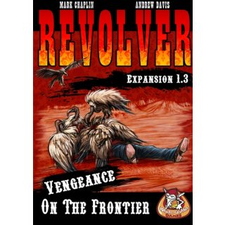 Revolver 1.3: Vengeance on the Frontier (EN)