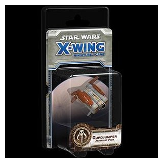 Star Wars: X-Wing: Quadjumper Expansion Pack (EN)