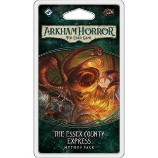 Arkham Horror: The Card Game - The Dunwich Legacy 02 - The Essex County Express (EN)