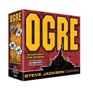 Ogre 6th Edition (EN)