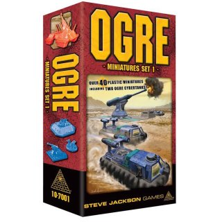 Ogre Miniature Set 1 (EN)