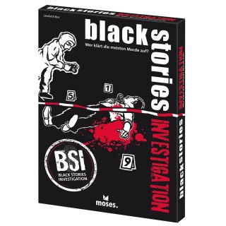 Black Stories: Investigation (DE)