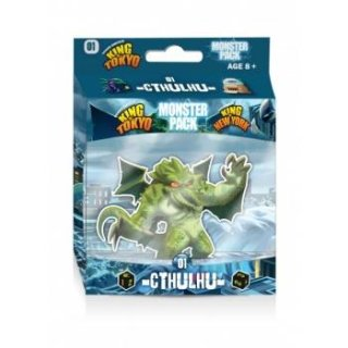 King of Tokyo 2. Edition: Monster Pack Cthulhu (DE)