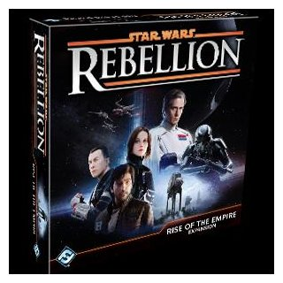 Star Wars: Rebellion - Rise of the Empire Expansion (EN)