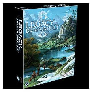 Legacy of Dragonholt (EN)