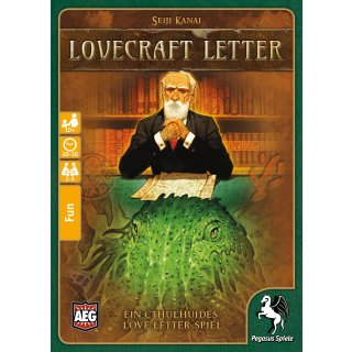 Lovecraft Letter (DE)