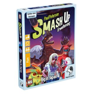 Smash Up: Big in Japan (DE)