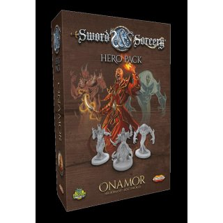 Sword & Sorcery - Onamor Hero Pack (DE)