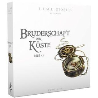 Time Stories - Bruderschaft der Küste (DE)