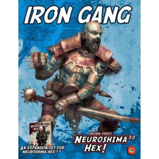 Neuroshima Hex: Iron Gang 3.0 (EN)