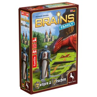 Brains Family - Burgen & Drachen (DE)