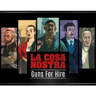 La Cosa Nostra: Guns for Hire (EN)