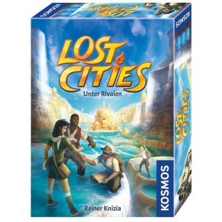 Lost Cities: Unter Rivalen (DE)