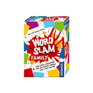 Word Slam: Family (DE)