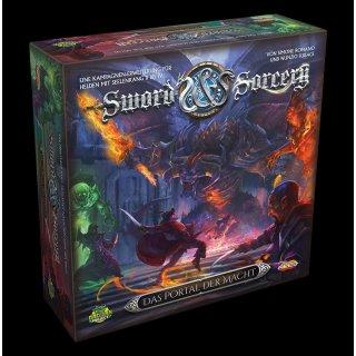 Sword Sorcery Portal Der Macht 4280 Magierspiele