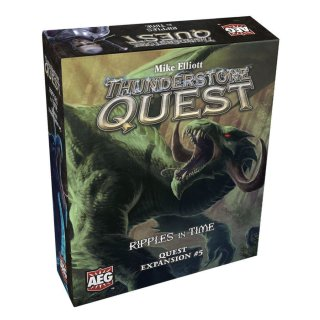 Thunderstone Quest: Foundations of the World (englische Ausgabe)