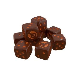 Star Trek Ascendancy: Dice Expansion - Ferengi (9) (EN)