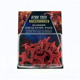 Star Trek Ascendancy: Escalation Pack - Klingon Ship Pack (EN)