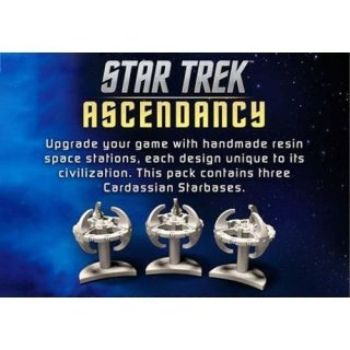 Star Trek Ascendancy: Cardassian Starbases (EN)