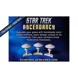 Star Trek Ascendancy: Ferengi Starbases (EN)