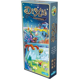 Dixit: Anniversary Edition