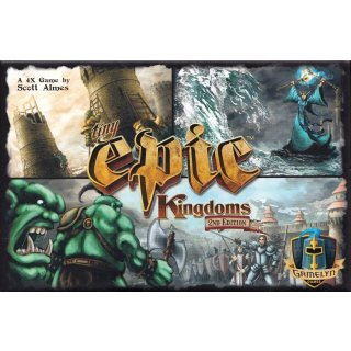 Tiny Epic Kingdoms (EN)