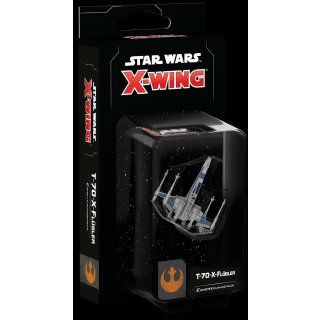 Star Wars: X-Wing 2. Edition - T-70-X-Flügler (DE)