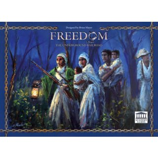 Freedom: The Underground Railroad (EN)