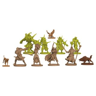Zombicide: Green Horde - Friends and Foes (DE)