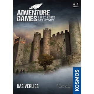 Adventure Games: Das Verlies (DE)
