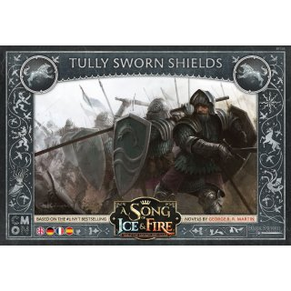 A Song of Ice & Fire: Tully Sworn Shields (DE)